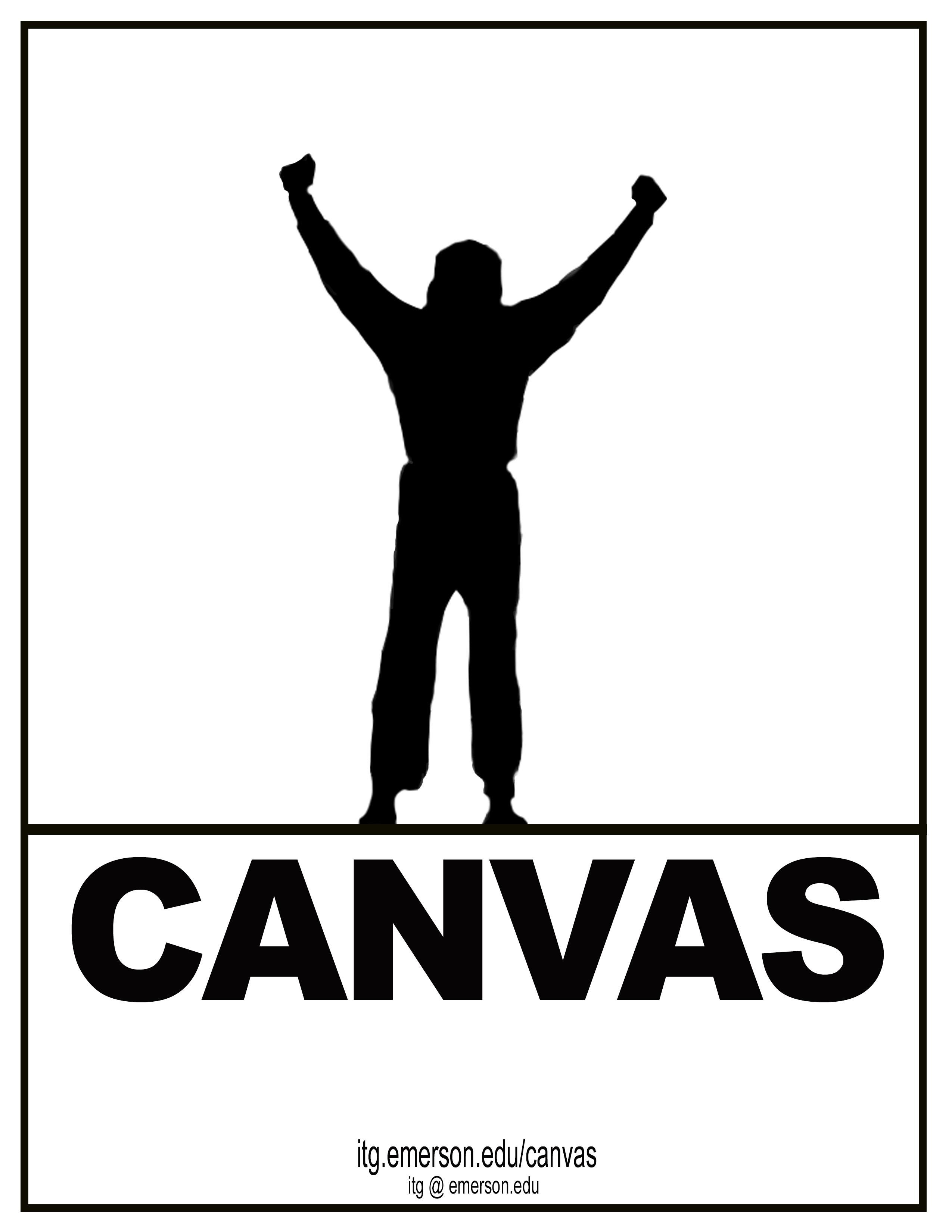 Rocky Balboa Canvas Poster