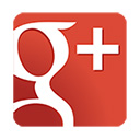 Red Google Plus Icon