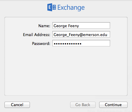 Adding as Exchange