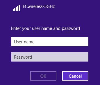 username-password