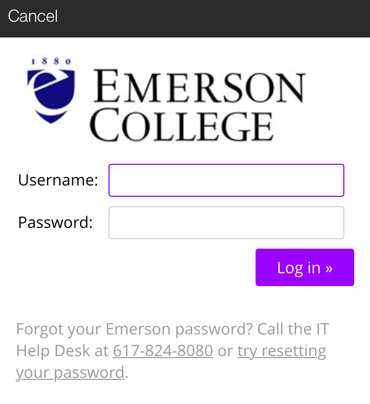Emerson Credentials