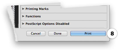 print button in Photoshop print dialog